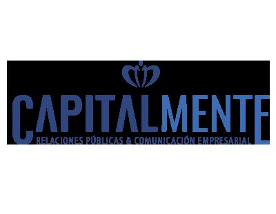 capitalmente.com | Relaciones Públicas y Comunicación Empresarial Logo