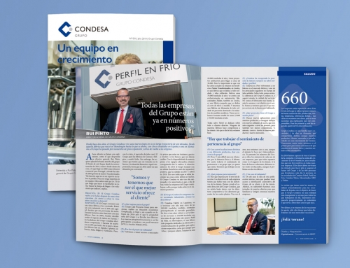 Grupo Condesa | Revista interna