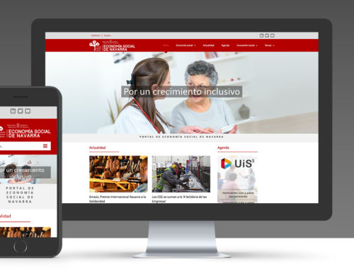 Portal Economía social Navarra