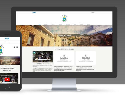 Concejo de Artica | Sitio web