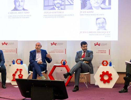 FIN | Encuentro de Cooperación Salud e Industria